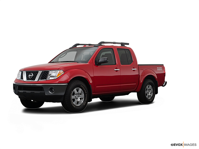 2008 Nissan Frontier Vehicle Photo in Bend, OR 97701