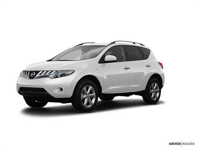 2009 Nissan Murano Vehicle Photo in Danville, KY 40422