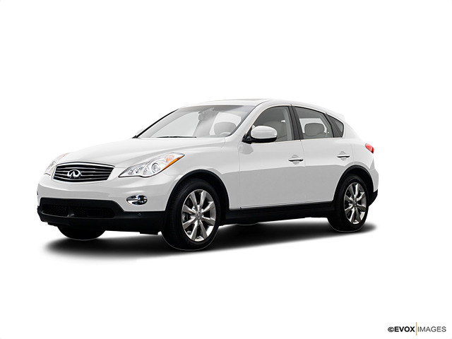 2008 INFINITI EX35 Vehicle Photo in Denver, CO 80123