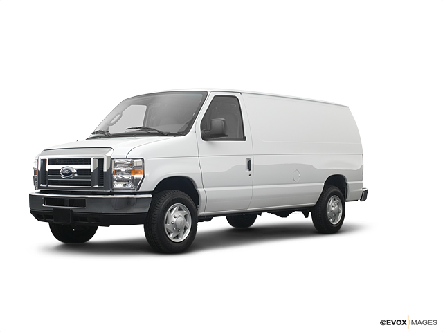2008 Ford Econoline Cargo Van Vehicle Photo in Newton Falls, OH 44444