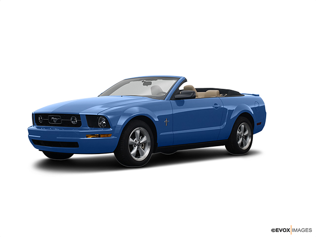 2008 Ford Mustang Vehicle Photo in Joliet, IL 60435