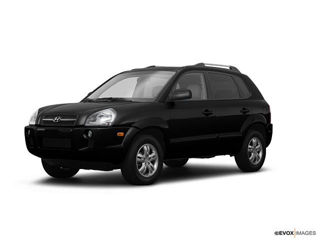 2008 Hyundai Tucson Vehicle Photo in Oklahoma City , OK 73139