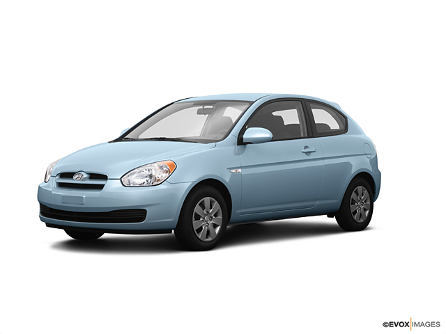 2008 Hyundai Accent Vehicle Photo in Mission, TX 78572