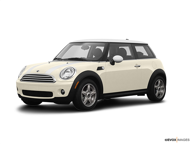 2008 MINI Cooper Hardtop 2 Door Vehicle Photo in Las Vegas, NV 89146