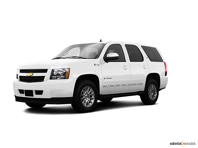 2008 Chevrolet Tahoe Hybrid Vehicle Photo in Anchorage, AK 99515