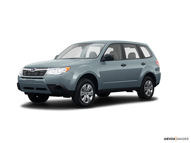 2009 Subaru Forester Vehicle Photo in Allentown, PA 18103