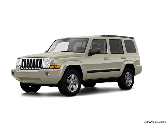 2008 Jeep Commander Vehicle Photo in Warren, OH 44483