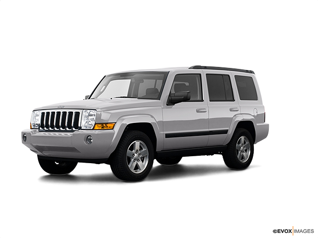 2008 Jeep Commander Vehicle Photo in Anchorage, AK 99515