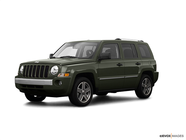 2008 Jeep Patriot Vehicle Photo in Casa Grande, AZ 85122
