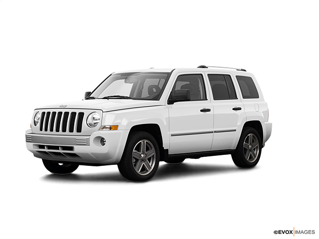 2008 Jeep Patriot Vehicle Photo in Tallahassee, FL 32308