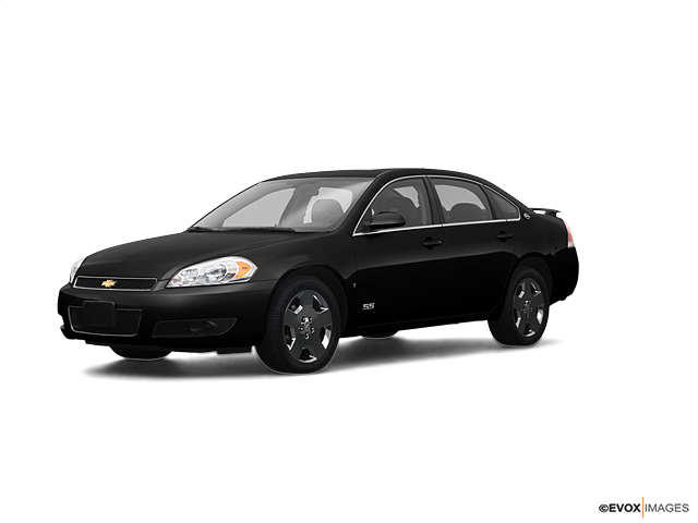 2008 Impala Ss For Sale >> South Pittsburg Chevrolet Impala In Black Used 2008 Car For