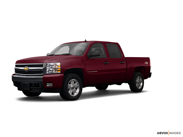 2008 Chevrolet Silverado 1500 Vehicle Photo in San Angelo, TX 76903