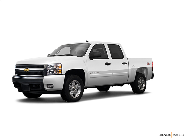 2008 Chevrolet 2wd Crew Cab Short Box