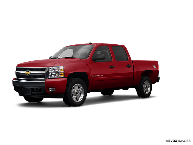 2008 Chevrolet Silverado 1500 Vehicle Photo in Houston, TX 77074