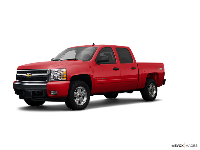 2008 Chevrolet Silverado 1500 Vehicle Photo in Detroit Lakes, MN 56501