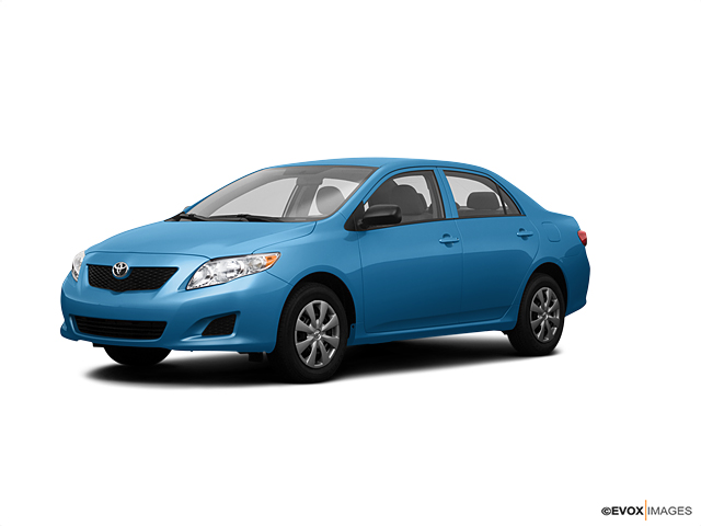 2009 Toyota Corolla Vehicle Photo in Gaffney, SC 29341
