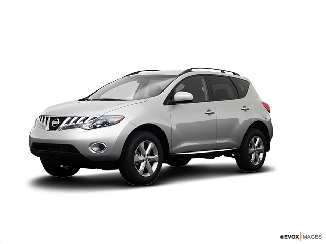 2009 Nissan Murano Vehicle Photo in Vincennes, IN 47591
