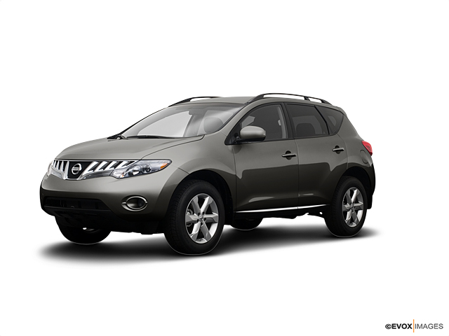 2009 Nissan Murano Vehicle Photo in Frederick, MD 21704