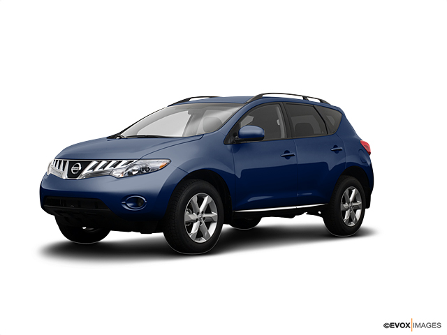 2009 Nissan Murano Vehicle Photo in Grapevine, TX 76051