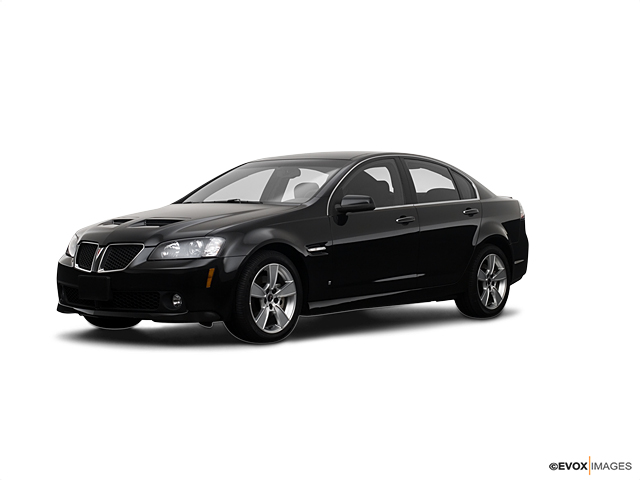 2008 Pontiac G8 Vehicle Photo in Akron, OH 44303