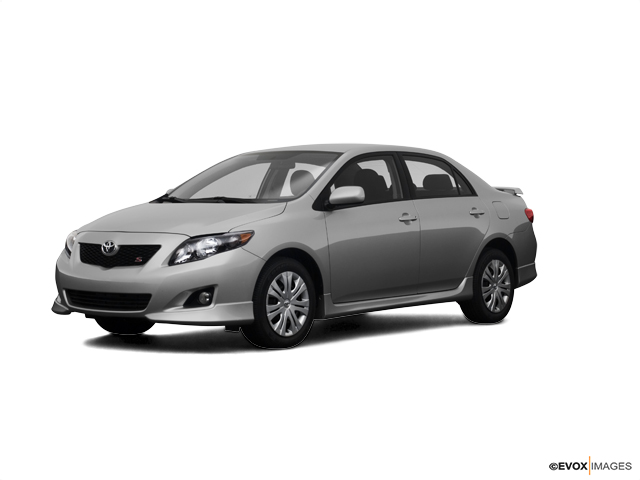 2009 Toyota Corolla Vehicle Photo in Richmond, TX 77469