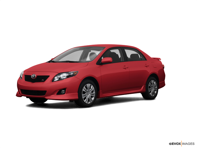 2009 Toyota Corolla Vehicle Photo in Houston, TX 77074