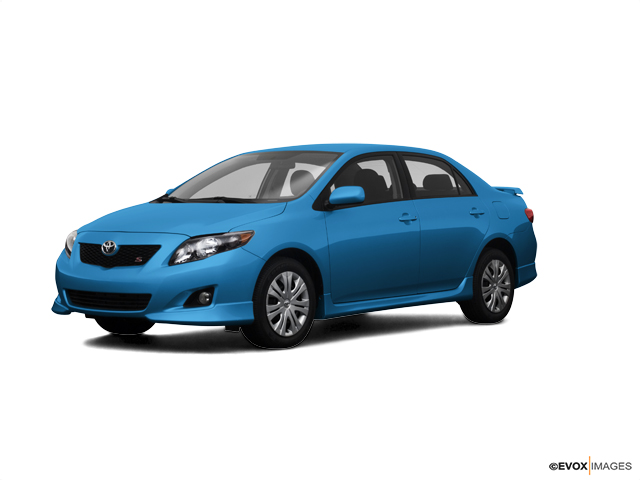 2009 Toyota Corolla Vehicle Photo in Bowie, MD 20716