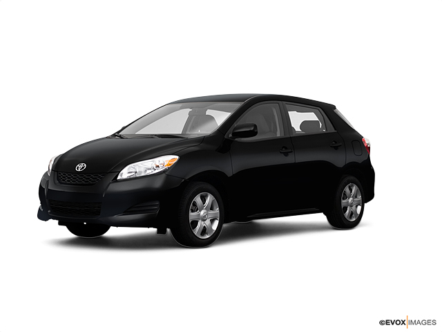 2009 Toyota Matrix Vehicle Photo in Burlington, WI 53105