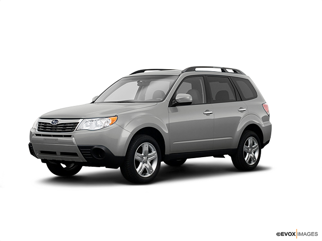 2009 Subaru Forester Vehicle Photo in Atlanta, GA 30350