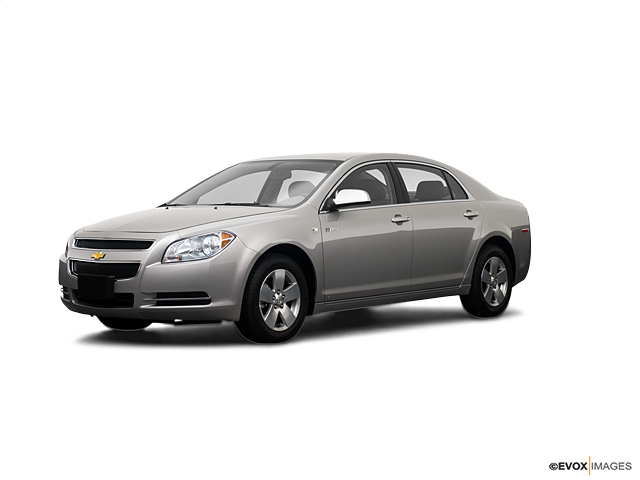 2008 Chevrolet Malibu Vehicle Photo in Moon Township, PA 15108