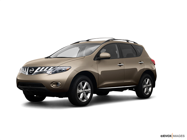 2009 Nissan Murano Vehicle Photo in Bowie, MD 20716