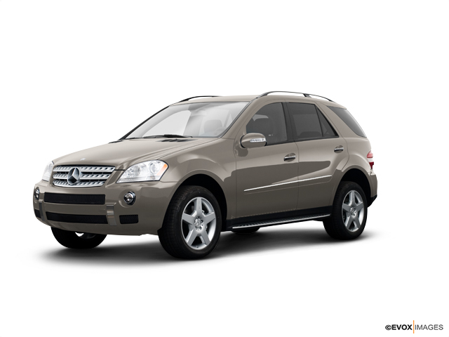2009 Mercedes-Benz M-Class Vehicle Photo in Honolulu, HI 96819