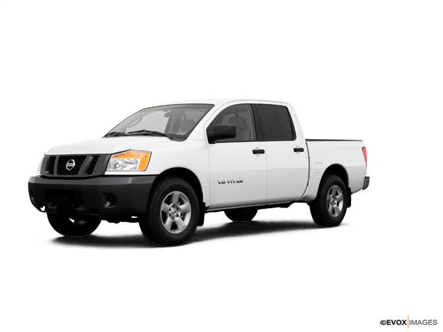 2009 Nissan Titan Vehicle Photo in Crosby, TX 77532
