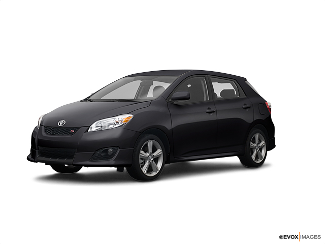 2009 Toyota Matrix Vehicle Photo in Hyde Park, VT 05655
