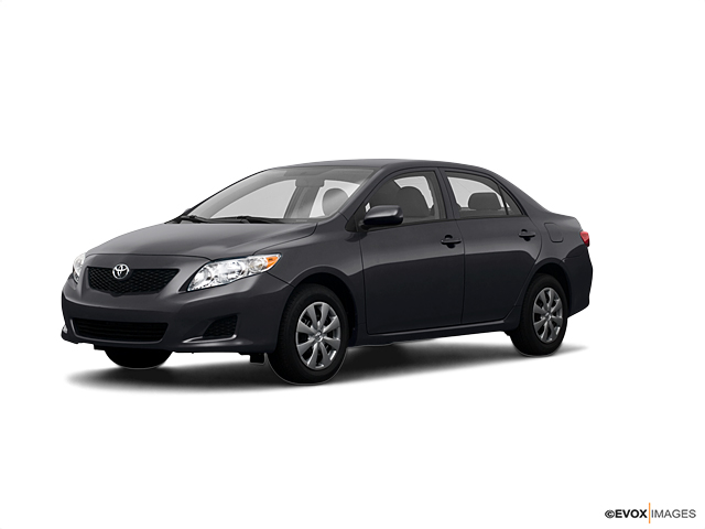 2009 Toyota Corolla Vehicle Photo in Mission, TX 78572