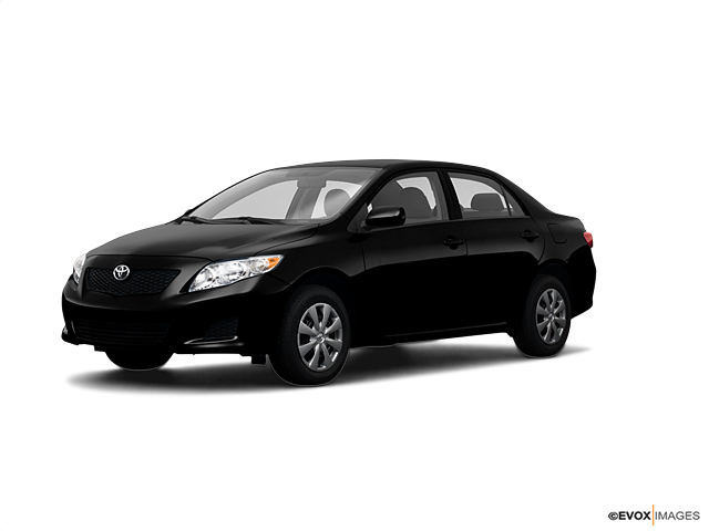 2009 Toyota Corolla Vehicle Photo in Decatur, IL 62526