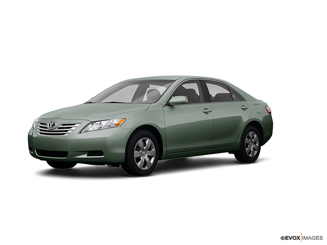 2009 Toyota Camry Vehicle Photo in Akron, OH 44303