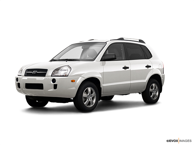 2008 Hyundai Tucson Vehicle Photo in Gaffney, SC 29341