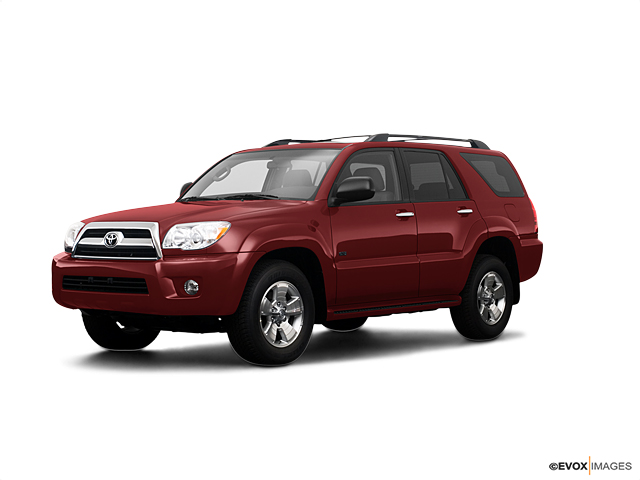 2008 Toyota 4Runner Vehicle Photo in Mansfield, OH 44906