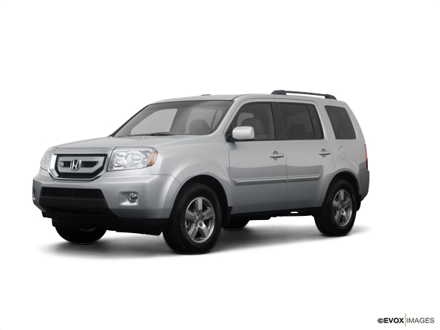 2009 Honda Pilot Vehicle Photo in Richmond, VA 23231