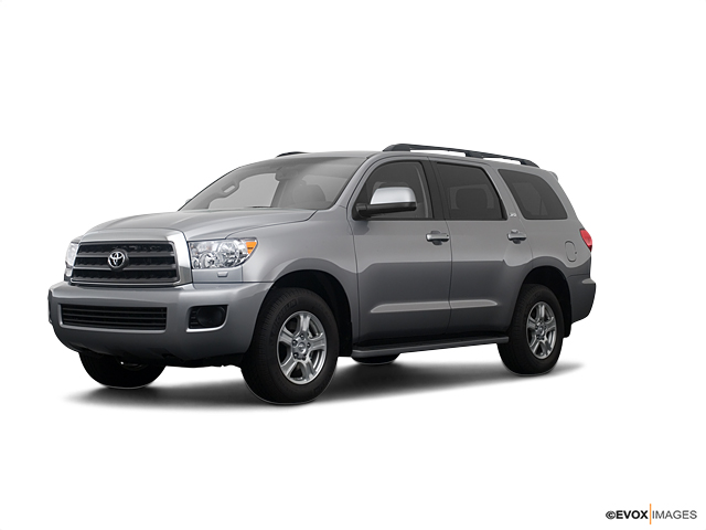 2008 Toyota Sequoia Vehicle Photo in Oklahoma City, OK 73114