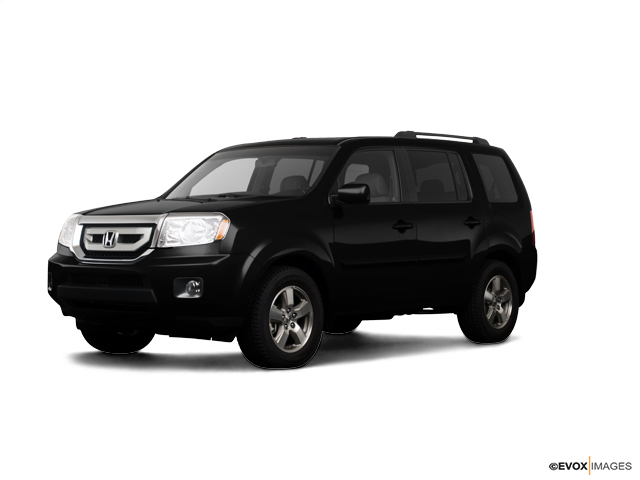2009 Honda Pilot Vehicle Photo in Independence, MO 64055