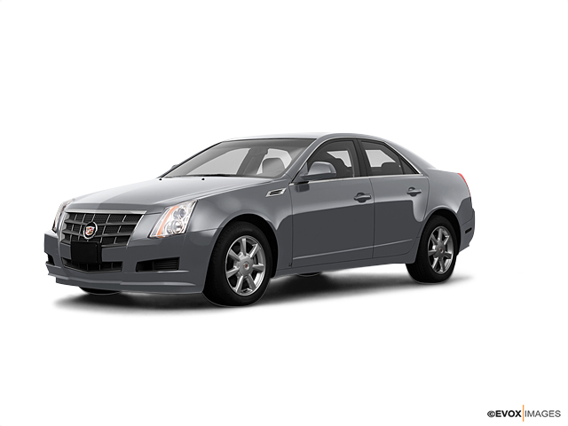 2009 Cadillac CTS Vehicle Photo in Calumet City, IL 60409