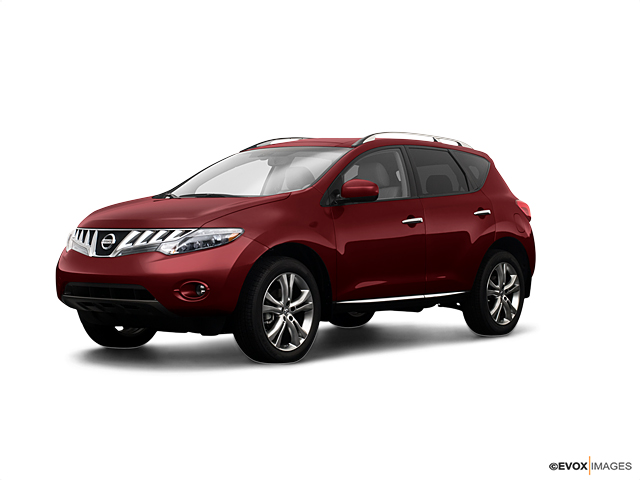 2009 Nissan Murano Vehicle Photo in Plainfield, IL 60586-5132