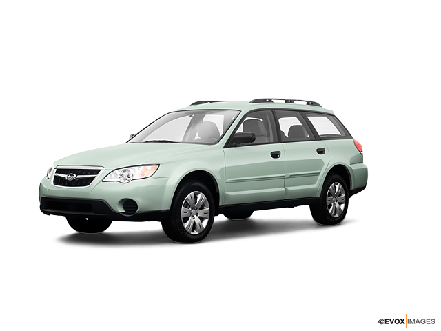 2009 Subaru Outback Vehicle Photo in Casper, WY 82609