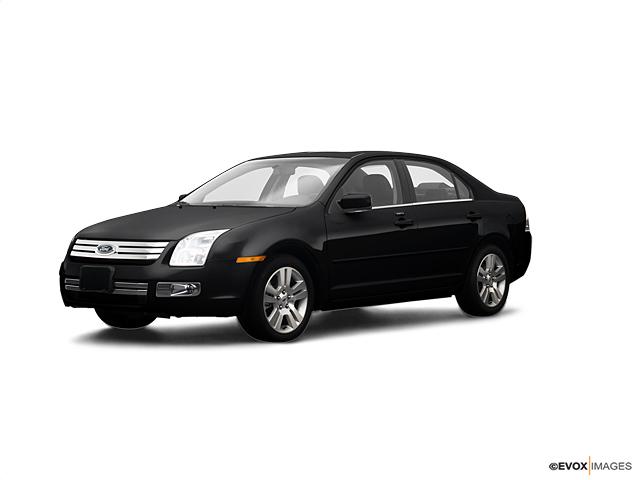 2009 Ford Fusion Vehicle Photo in Saginaw, MI 48609