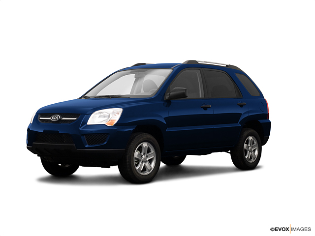 Used Kia Sportage At Vandevere Auto Outlet Akron