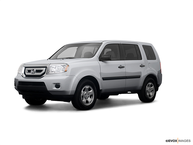 2009 Honda Pilot Vehicle Photo in Morrison, IL 61270