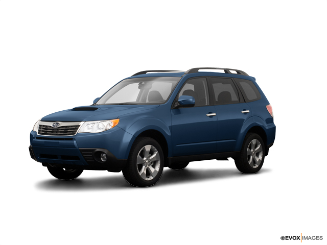 2009 Subaru FORESTER Vehicle Photo in Oshkosh, WI 54904