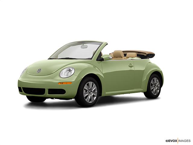 2009 Volkswagen New Beetle Convertible Vehicle Photo in Salem, VA 24153